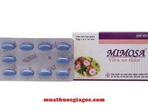 Giá thuốc Mimosa