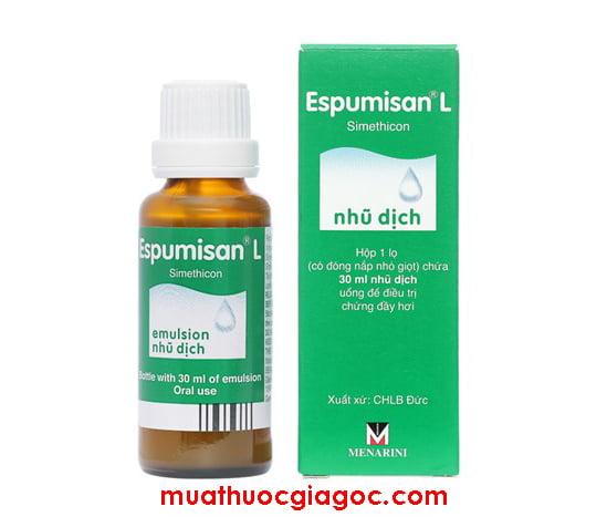Giá thuốc Espumisan L