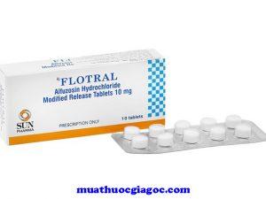 Giá thuốc Flotral 10