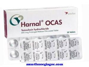 Giá thuốc Harnal Ocas