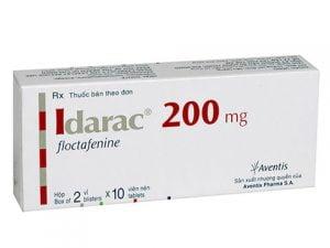 Giá thuốc Idarac 200