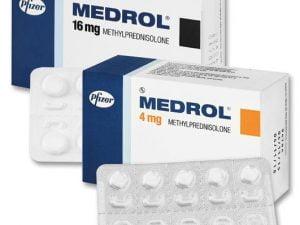 Giá thuốc Medrol 4mg, 16mg