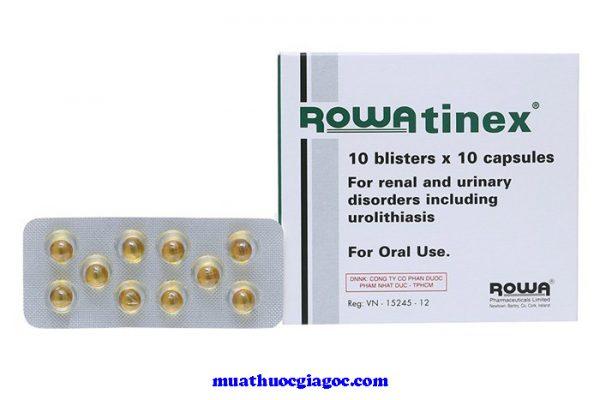 Giá thuốc Rowatinex