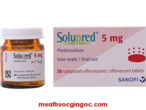 Giá thuốc Solupred 5mg